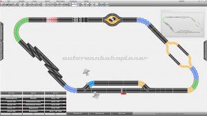 Carrera Track Planner Go143