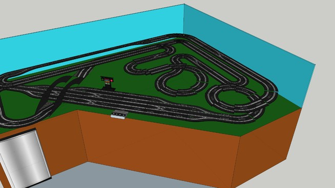 Slot Car Track Layouts