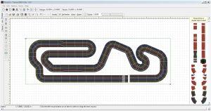 Tracker 2000 Slot Track Designer