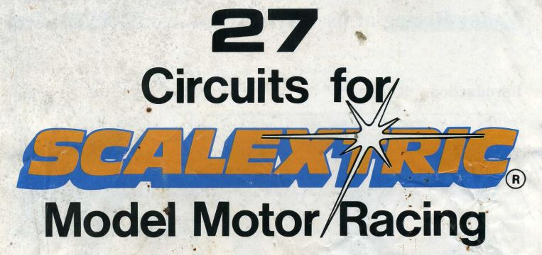 slot car racing circuits