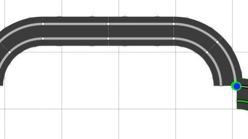 AnyRail Slot Track Editing