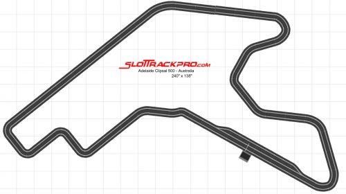 Scalextric Track Design