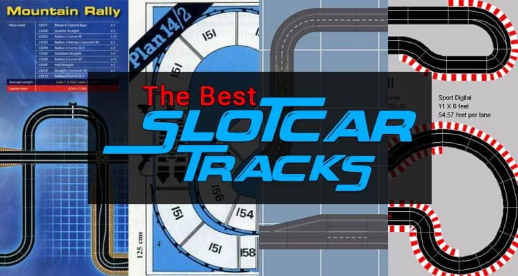 Best Slot Car Tracks