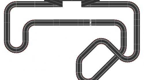 Carrera Go Track Plans