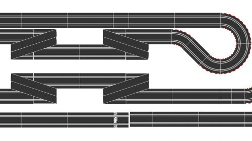Carrera Go Track Layouts