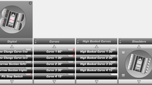 Carrera Track Planner Library