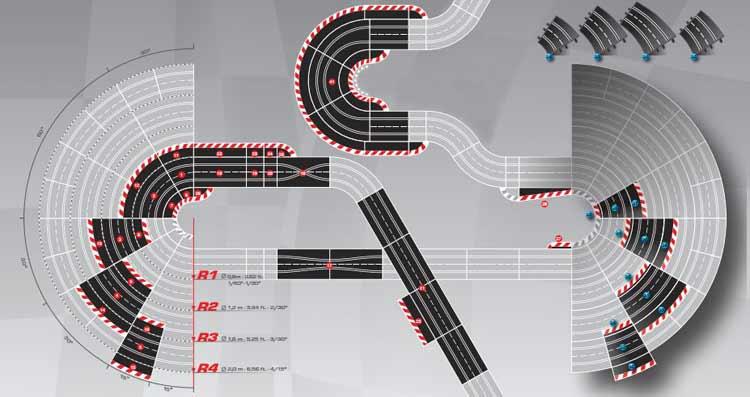 Carrera Digital 132 Tracks