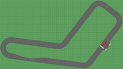 Ingliston Supercars Circuit 9x15