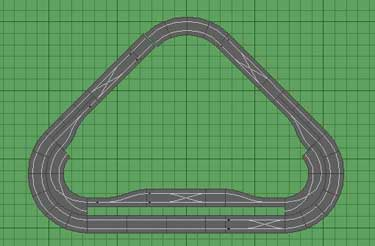 Track Power Layouts