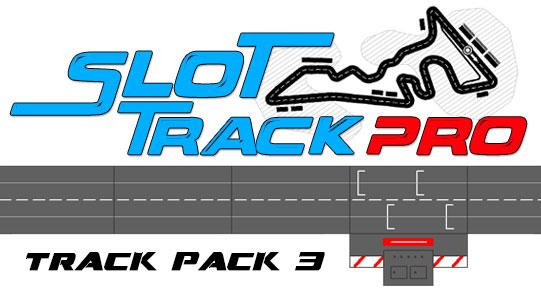 Slot Track Pro - Track Pack 3