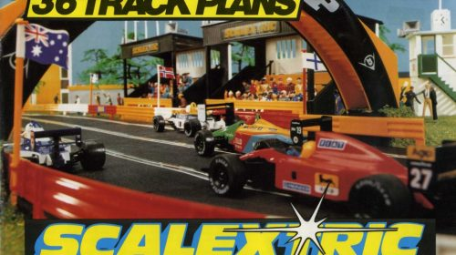 Scalextric Track Plans 3rd Edition