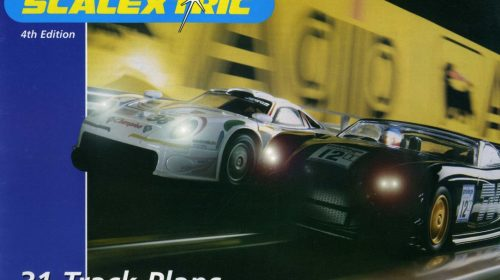 Scalextric Track Plans 4th Edition