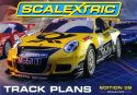 Scalextric Slot Car Track Plans Book 9th Edition