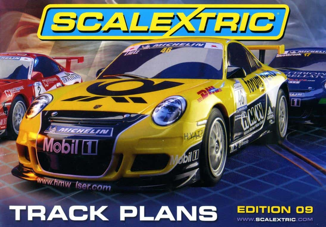 Scalextric Track Plans 9th Edition