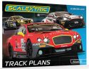 Scalextric Track Plans Book 10th Edition