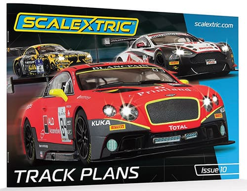 Scalextric Track Plans Book