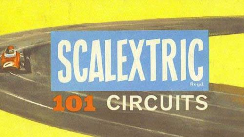 Scalextric Track Plans
