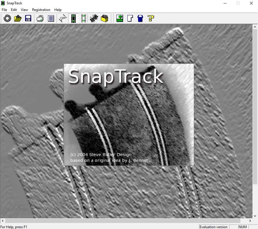 Snap Track Designer