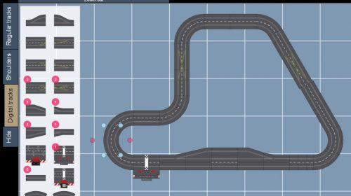 Carrera Track Planning Software